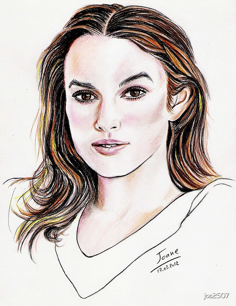 Keira Knightley by jos2507