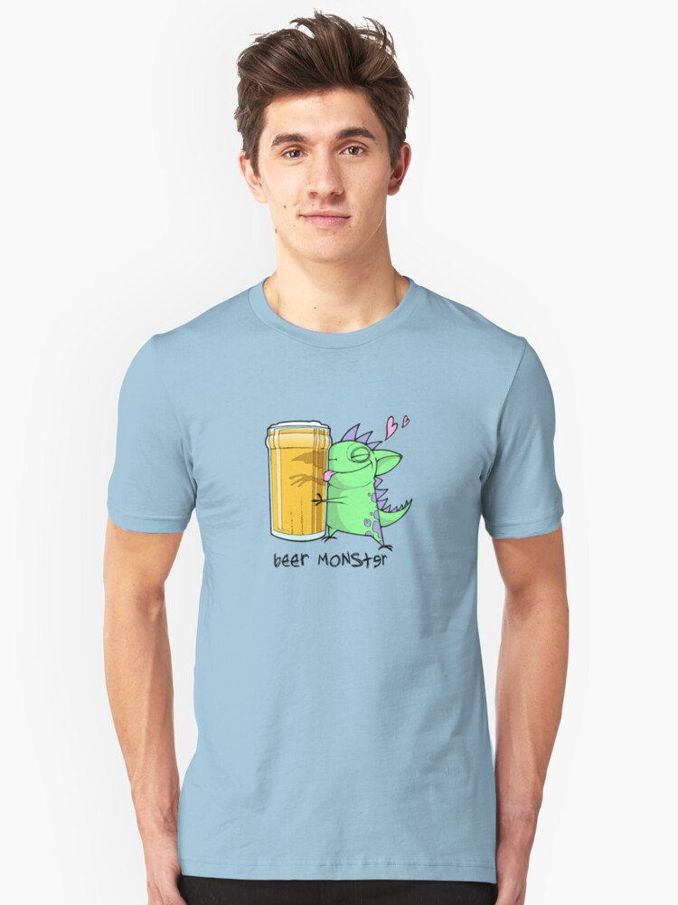 beer monster by curua