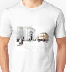 Castel Gandolfo: older women Unisex T-Shirt