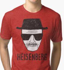 Breaking Bad - Heisenberg Tri-blend T-Shirt