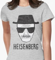 Breaking Bad - Heisenberg Womens Fitted T-Shirt