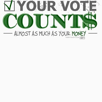 Your Vote Counts by TheRift