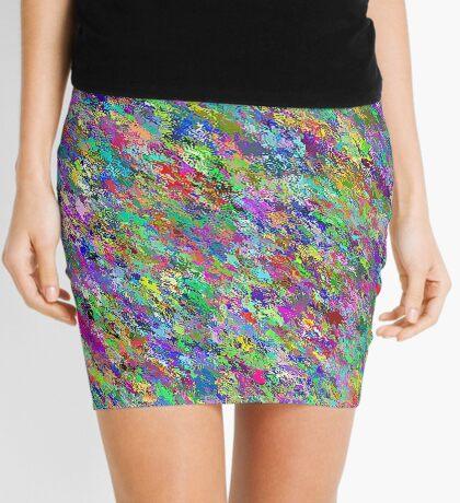 Colourflage 001 Mini Skirt