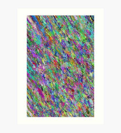 Colourflage 001 Art Print