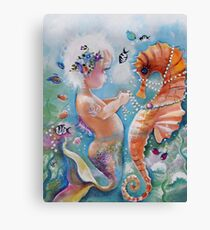 Let's Play Dress-up! Canvas Print