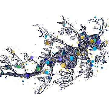 Leafy Sea Dragon by k-bryant88