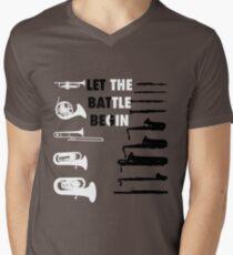 Battle of the Band Men's V-Neck T-Shirt