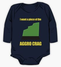 I want a piece of the aagro crag One Piece - Long Sleeve