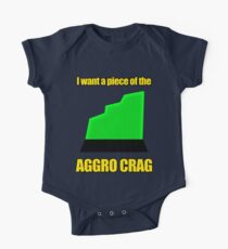 I want a piece of the aagro crag One Piece - Short Sleeve