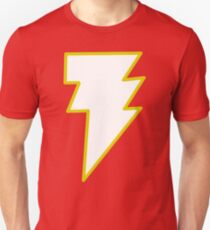 Magic Lightning Man Unisex T-Shirt
