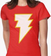 Magic Lightning Man Womens Fitted T-Shirt