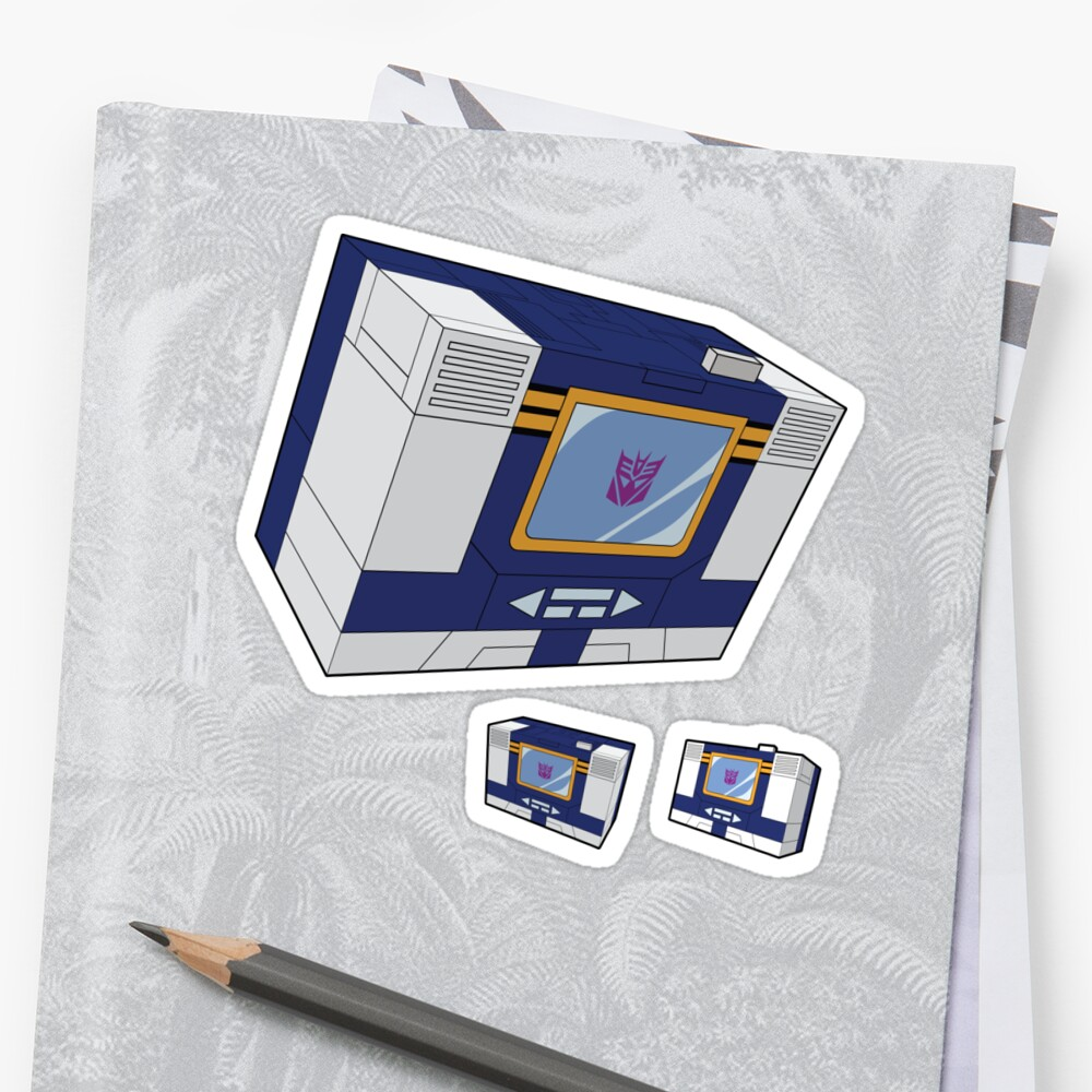 Soundwave - sticker 2 by NDVs