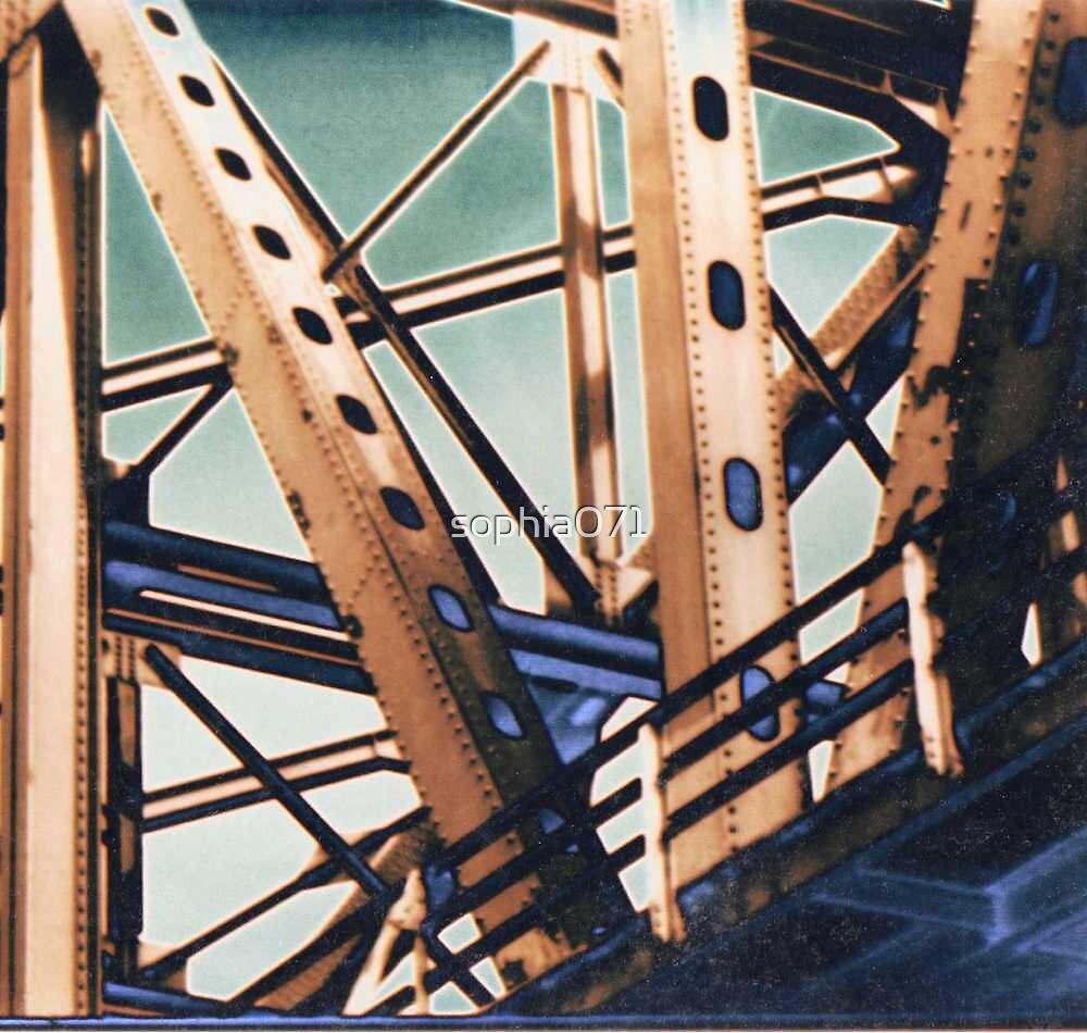 AR River bridge, NLR by sophia071