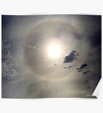 Halo around the Sun Poster