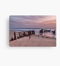 Dicky Beach • Caloundra • Queensland Canvas Print