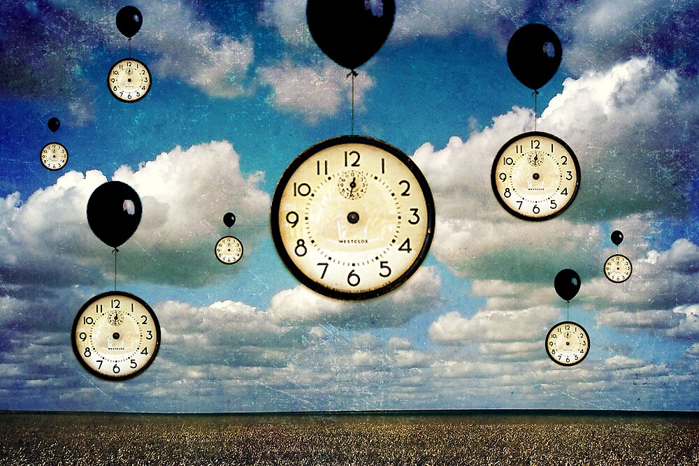 Time... by Carol Knudsen