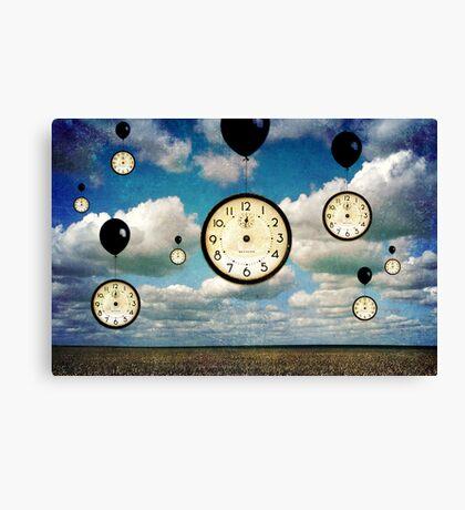 Time... Canvas Print