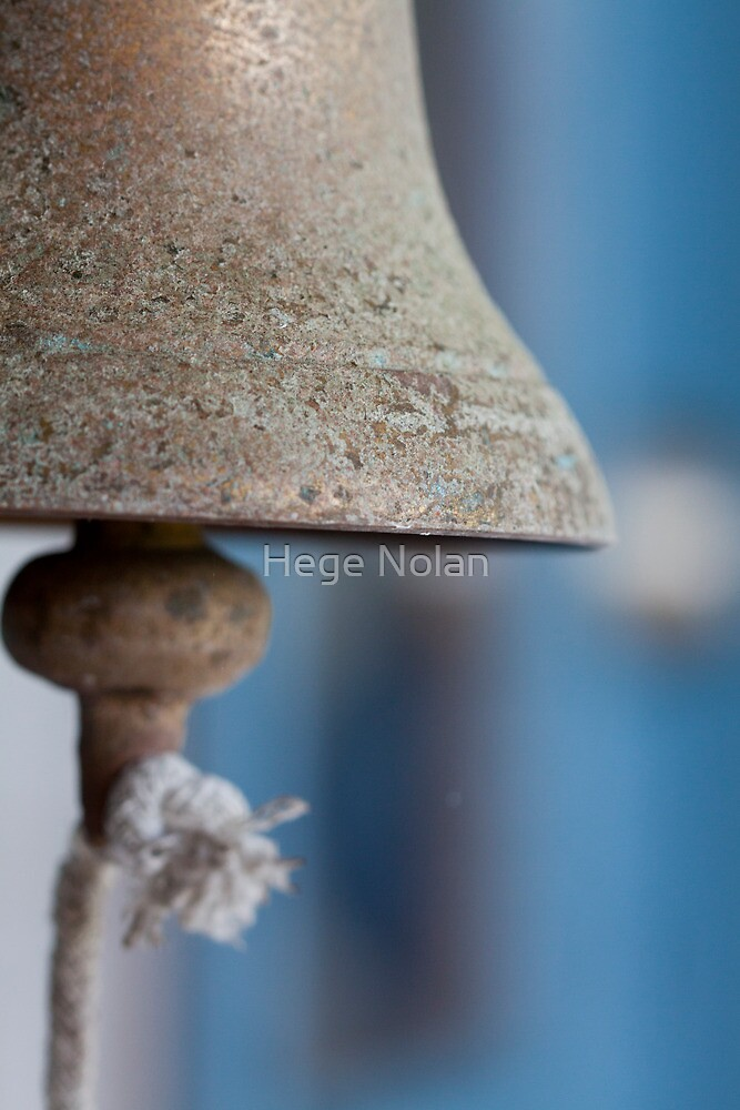 McCrae Door Bell by Hege Nolan