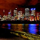SYDNEY  by normanorly