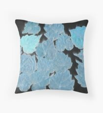 Abstract without a Camera Throw Pillow
