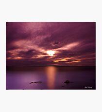 Pinky Point, Ceduna, South Australia Photographic Print