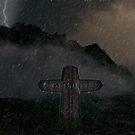 Gothic Cross by VirtualArtist