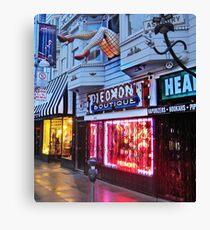 Piedmont Boutique Canvas Print