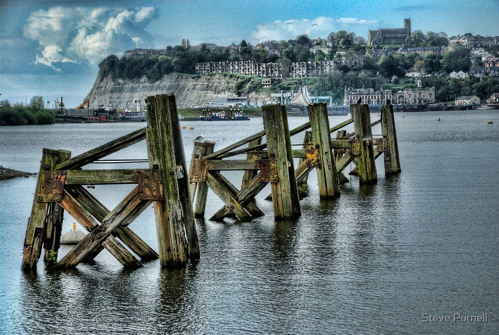 Out Across The Bay by Steve Purnell
