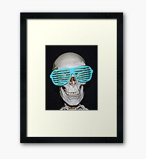Harry with Glasses Framed Print