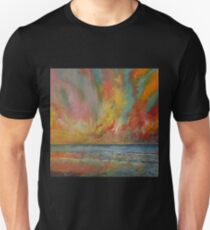Hidden Heart Lava Sky T-Shirt