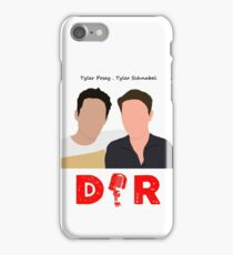 Doin' It Raw Podcast iPhone Case/Skin