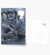 Jaws Postcards