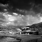 Stormy waters by Ulf Bjolin
