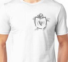 Pocket Molly Unisex T-Shirt