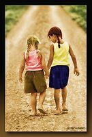 Sisters by Richard  Gerhard