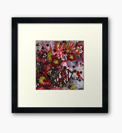 self# Framed Print