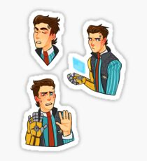 Rhys the Company Man Sticker Set TFTBL Sticker