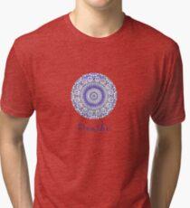 breathe water drop Tri-blend T-Shirt