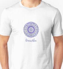 breathe water drop Unisex T-Shirt
