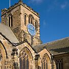 St Mary's church, Scarborough, UK. by Robert Down