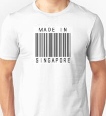 Made in Singapore Unisex T-Shirt