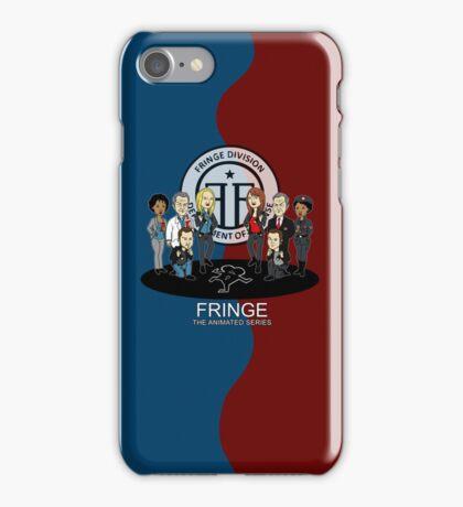 Fringe the Animated Series iPhone Case/Skin