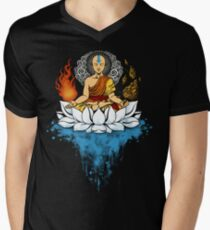 Enlightenment Men's V-Neck T-Shirt