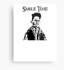Smile Time Metal Print