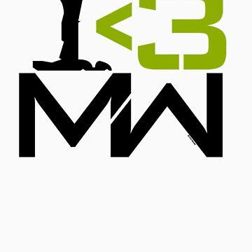I <3 MW by 1337Wear