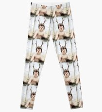 Forrest the fawn Leggings