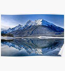 Spray Valley Provincial Park Poster