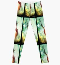 Forrest the Fawn 3 Leggings