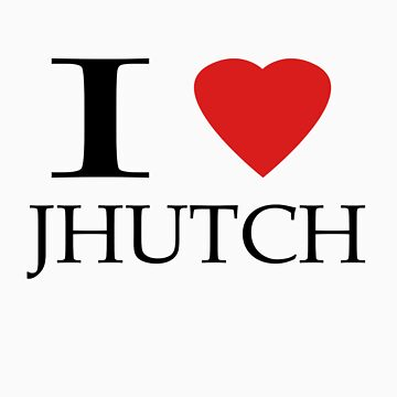 I (heart) Jhutch by iheartjosh