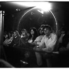 The crowd watching Jimi at the 03:05:69 show at Maple Leaf Gardens by Lionel Douglas